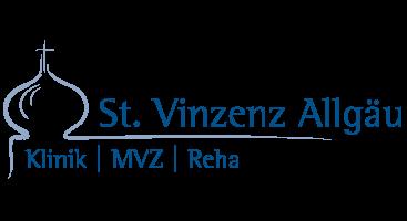 Karriere Seite der St. Vinzenz Klinik Pfronten Logo